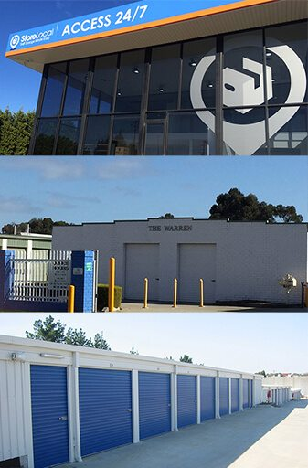StoreLocal Self Storage buildings | StoreLocal | Self Storage | Personal & Commercial Storage