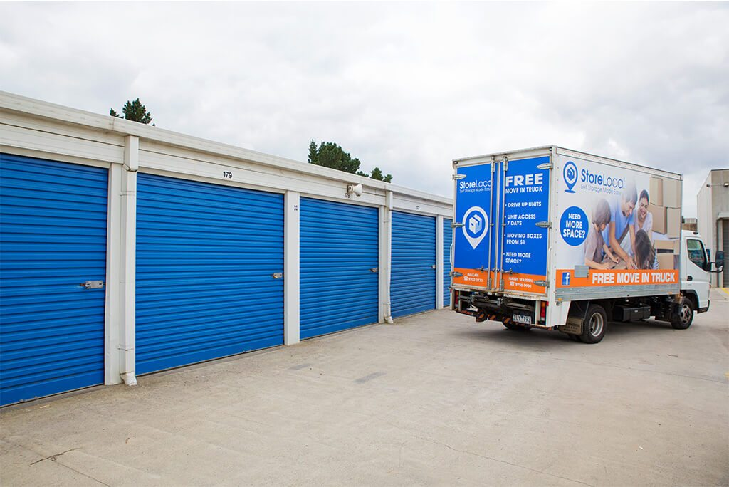 StoreLocal | Self Storage | Personal & Commercial Storage