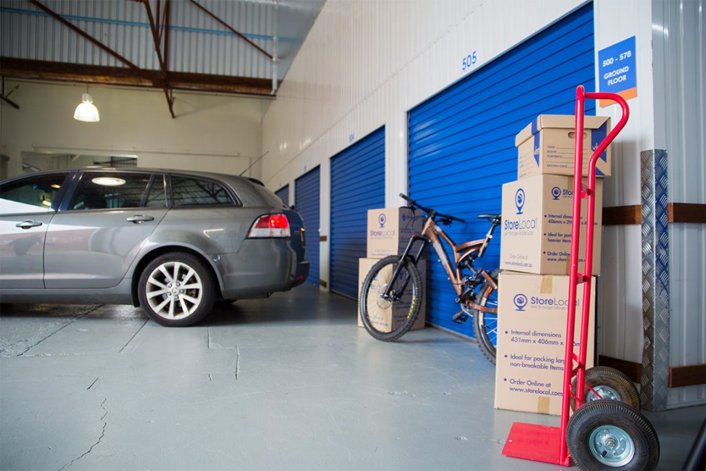 self storage jindalee