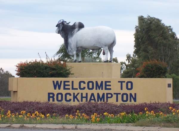 Welcome to Rockhampton