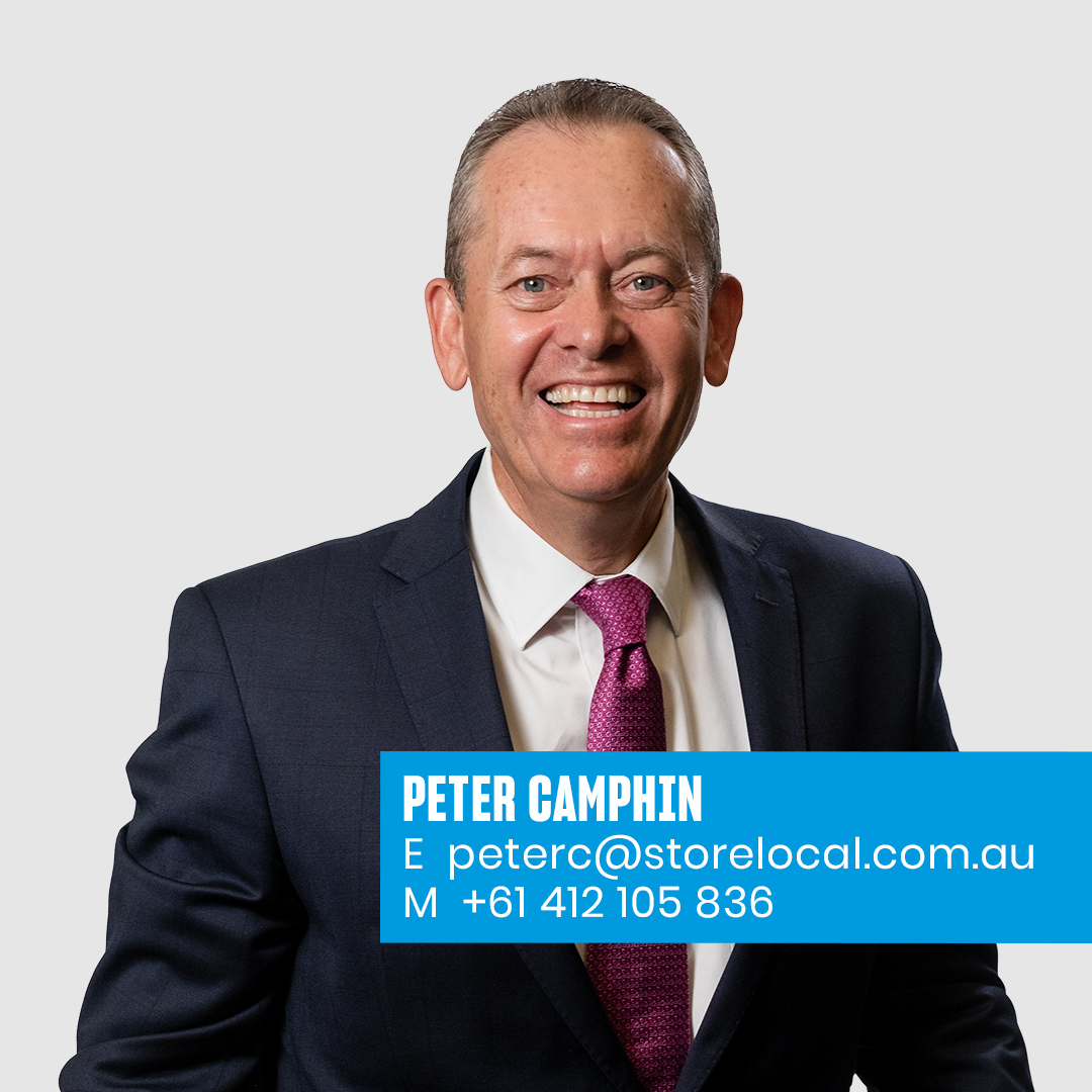 Peter Camphin - Headshot