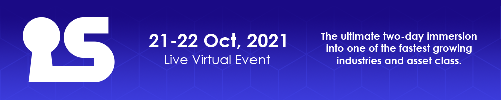 banner event that reads 21-22 oct, 2021, live virtual event