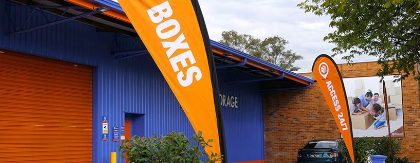 USE SELF STORAGE IN KELVIN GROVE TO LIVE MINIMALLY