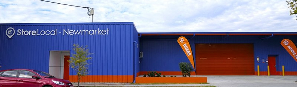 CREATE A PLAYROOM WITH SELF STORAGE IN KELVIN GROVE