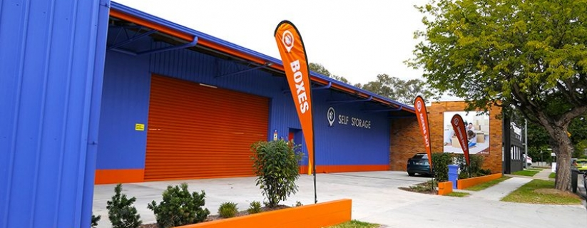 USE SELF STORAGE IN KELVIN GROVE TO CREATE A HOME ENTERTAINMENT SPACE
