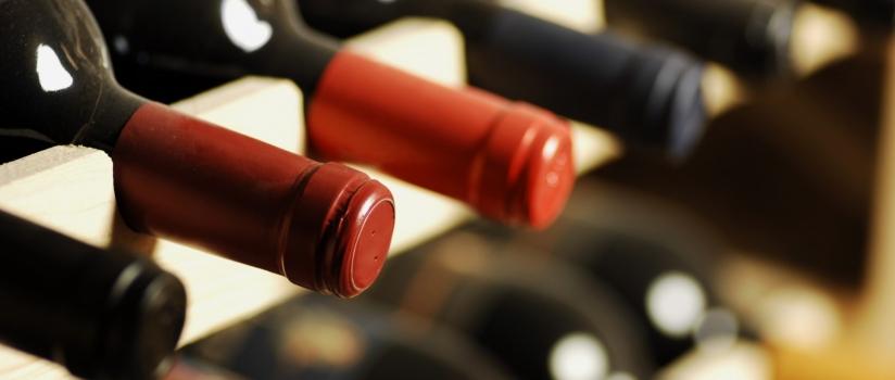 Wine Storage At It's Prime