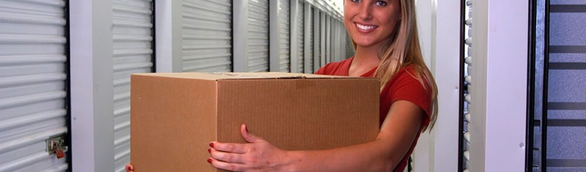 SHOULD YOU CONSIDER A SELF STORAGE UNIT?
