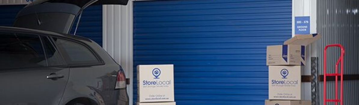 SELF STORAGE BUNBURY & WEDDINGS