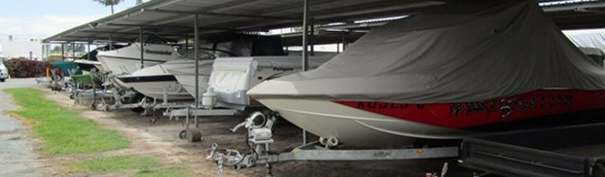 Prepare Boats For Storage