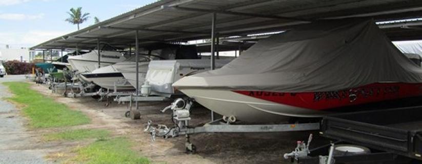 Prepare Boats For Storage