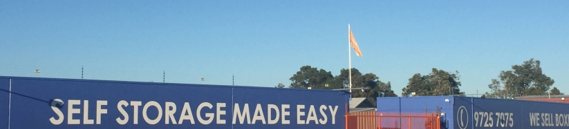 GET YOUR HOME READY FOR WINTER WITH SELF STORAGE IN BUNBURY