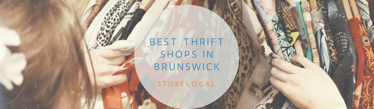 Best Thrift Shops Around Brunswick