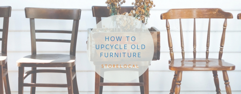 Upcycle Furniture with Storage in Bunbury