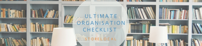 Ultimate Organisation Guide