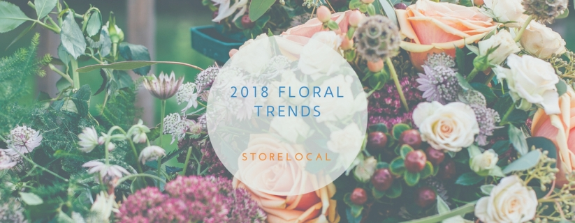 2018 Floral Trends