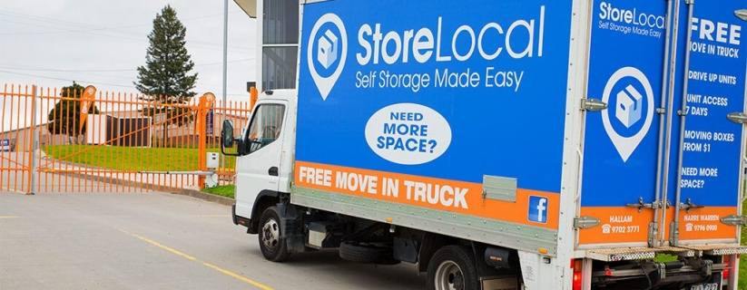 Organise Your Life and Home with Self Storage