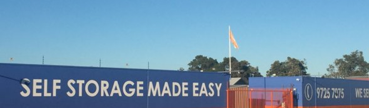 USE SELF STORAGE IN BUNBURY WHEN STARTING YOUR FAMILY