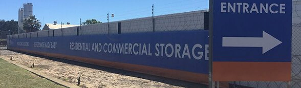 SELF STORAGE IN BUSSELTON… AND OTHER THINGS