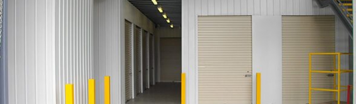 SELF STORAGE: GETTING DOWN TO BUSINESS