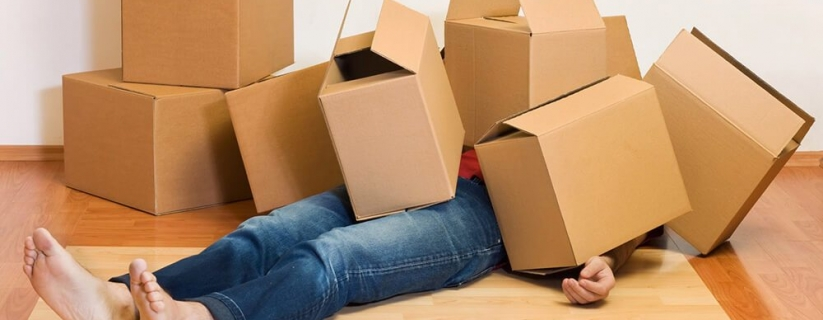 IT REALLY IS TIME FOR SELF STORAGE WHEN…