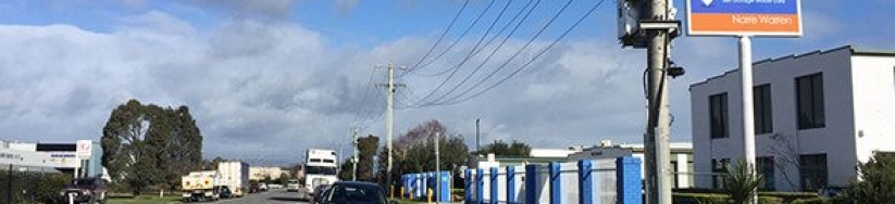 USE SELF STORAGE IN NARRE WARREN TO RECLAIM THE SPARE BEDROOM