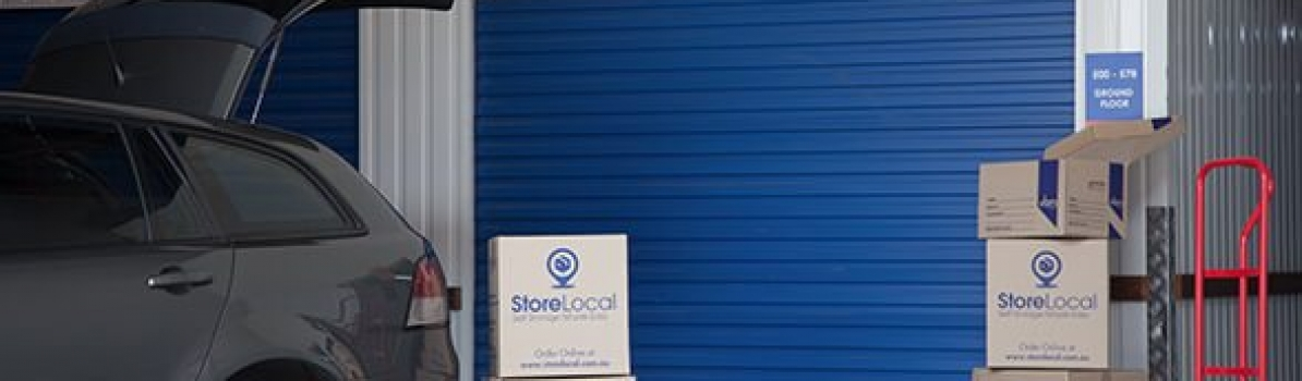 Use Self Storage In Bellfield To Reclaim Your Garage