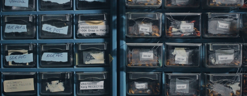 How to Categorize your Items in Storage