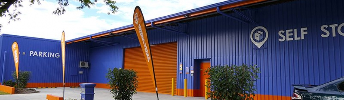 Self Storage Kelvin Grove Boutique Stores