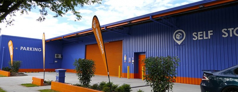 Self Storage Kelvin Grove Boutique Stores