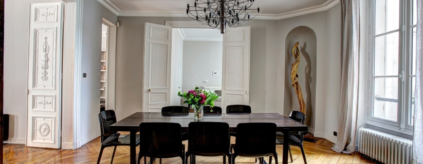 How to Style a Formal Dining Room